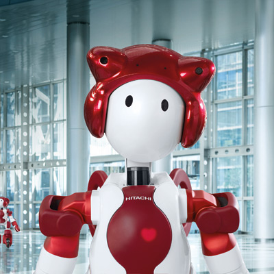 Hitachi Social Innovation Business - Robotics