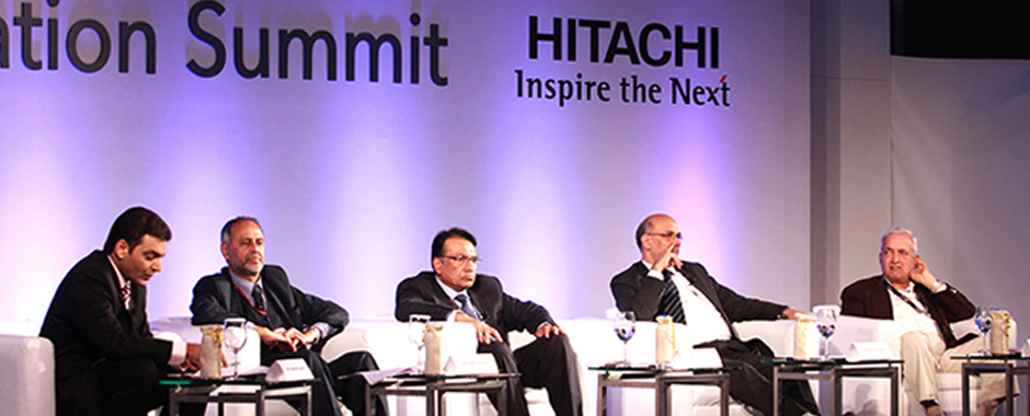 Hitachi Social Innovation Forum 2013 (New Delhi)