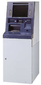 Hitachi Cash Deposit / Cash Recycling ATM  HT-2845-V