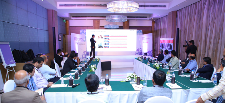 Hitachi Social Innovation Conclave 2017 - Meeting and Discussion
