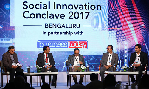 Hitachi Social Innovation Conclave 2017 (Bengaluru)