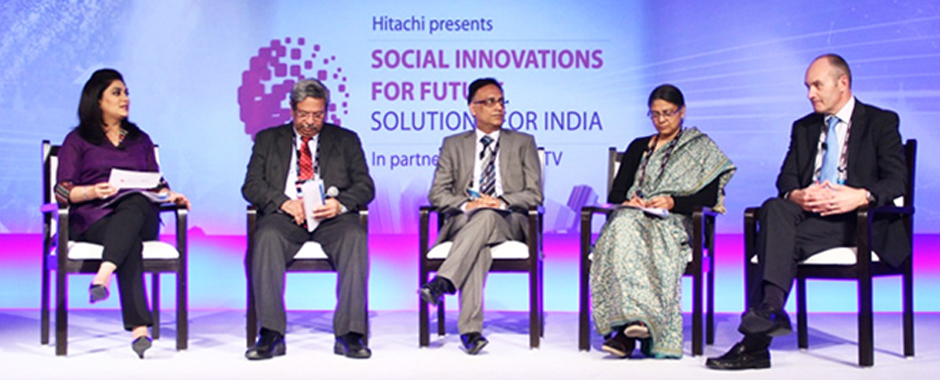 Hitachi Social Innovation Forum 2014 (New Delhi)