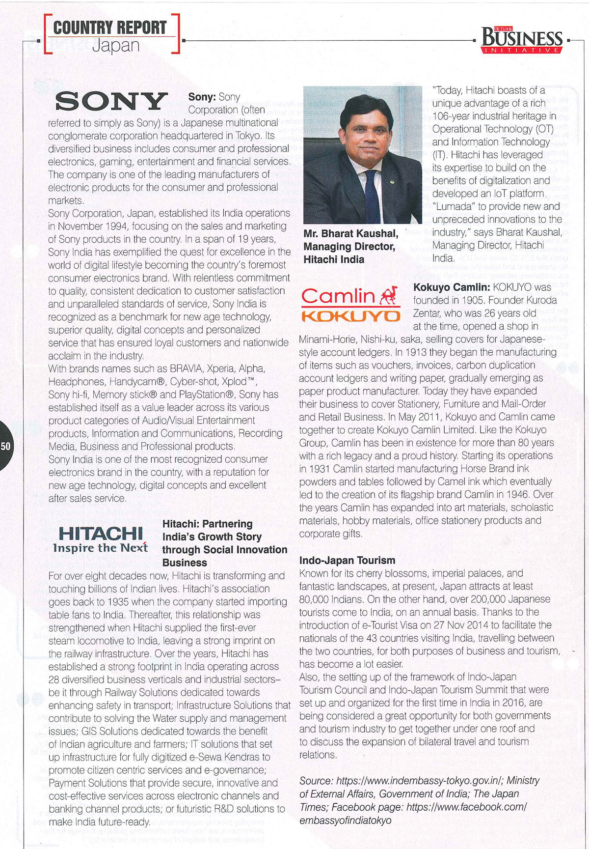 Hitachi: Partnering India's Growth Story through Social Innovation Business